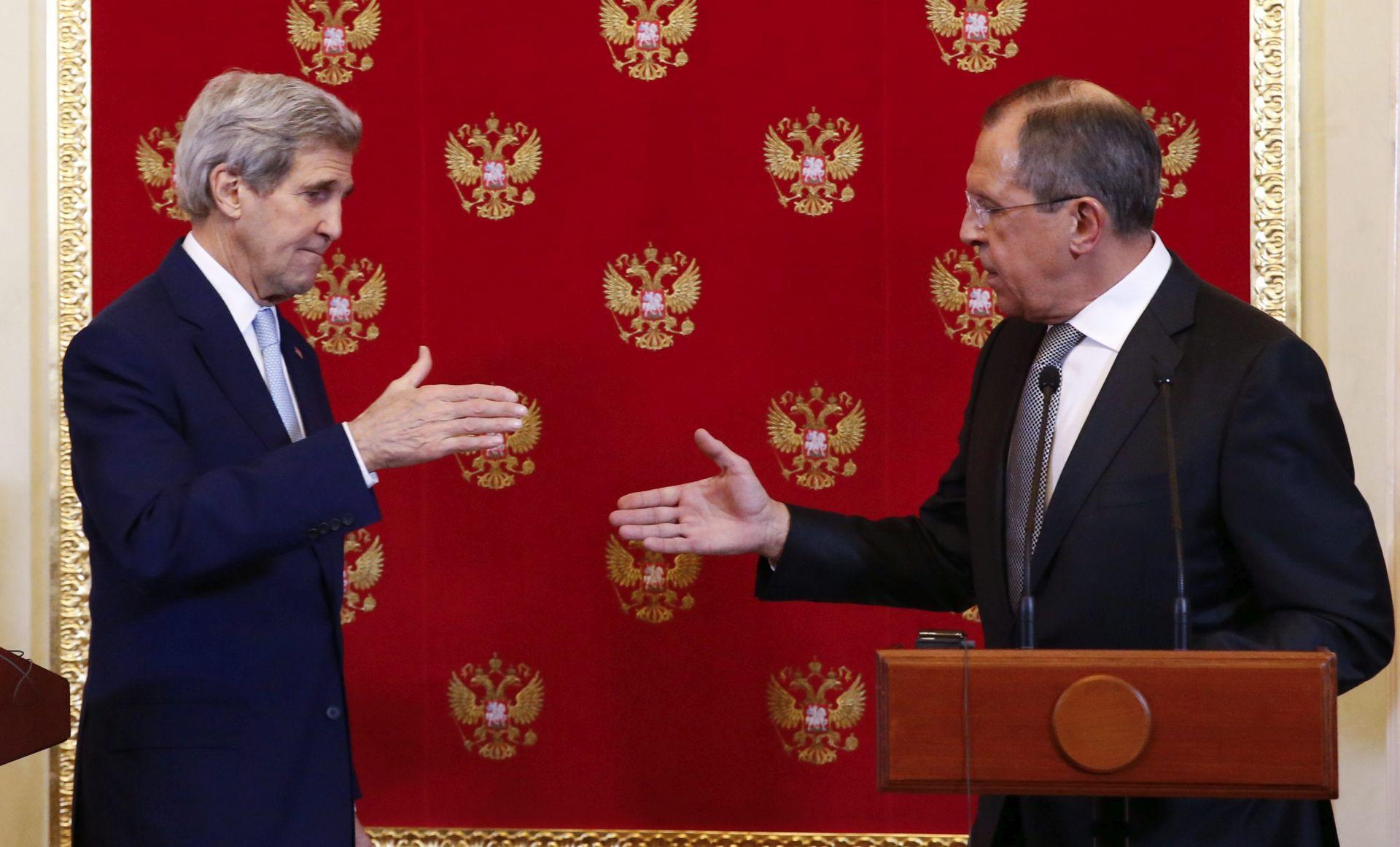 NAKON MOSKVE: Američko-ruski razgovori o Siriji nastavit će se u petak u New Yorku