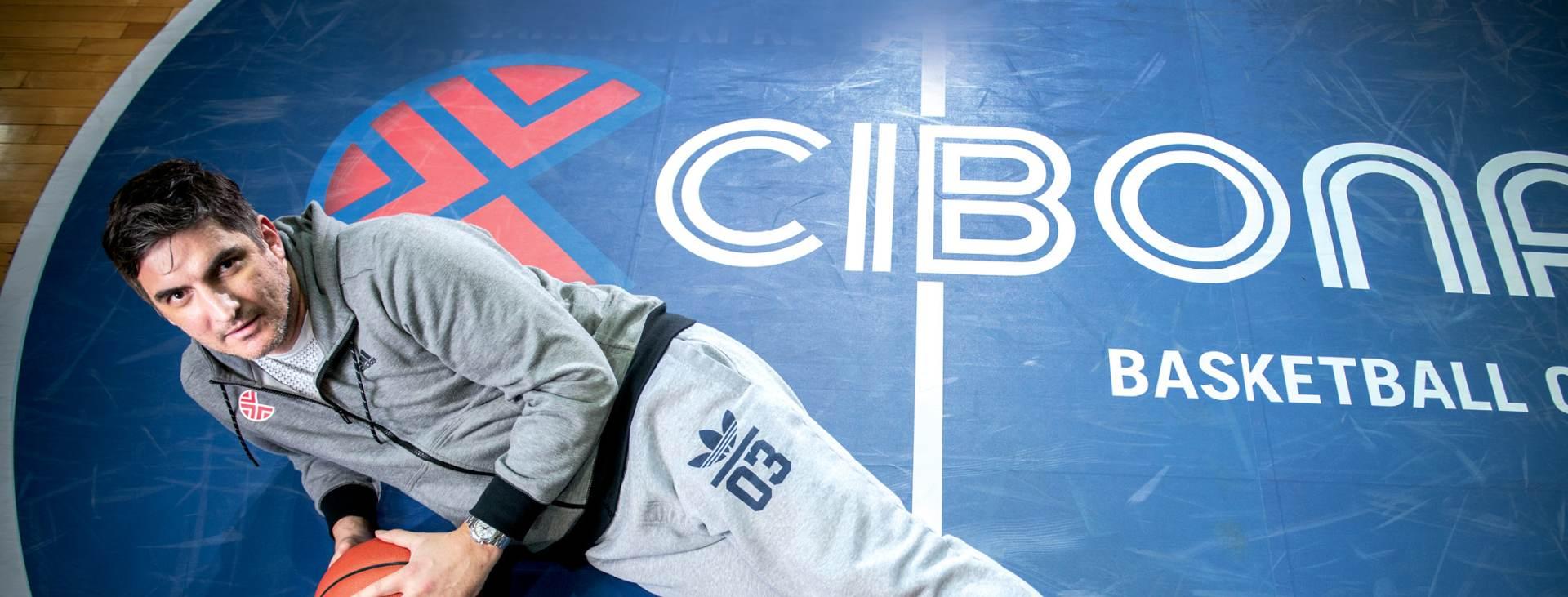 Trenerski uzor mi je Željko Obradović, on je promijenio moju viziju košarke'