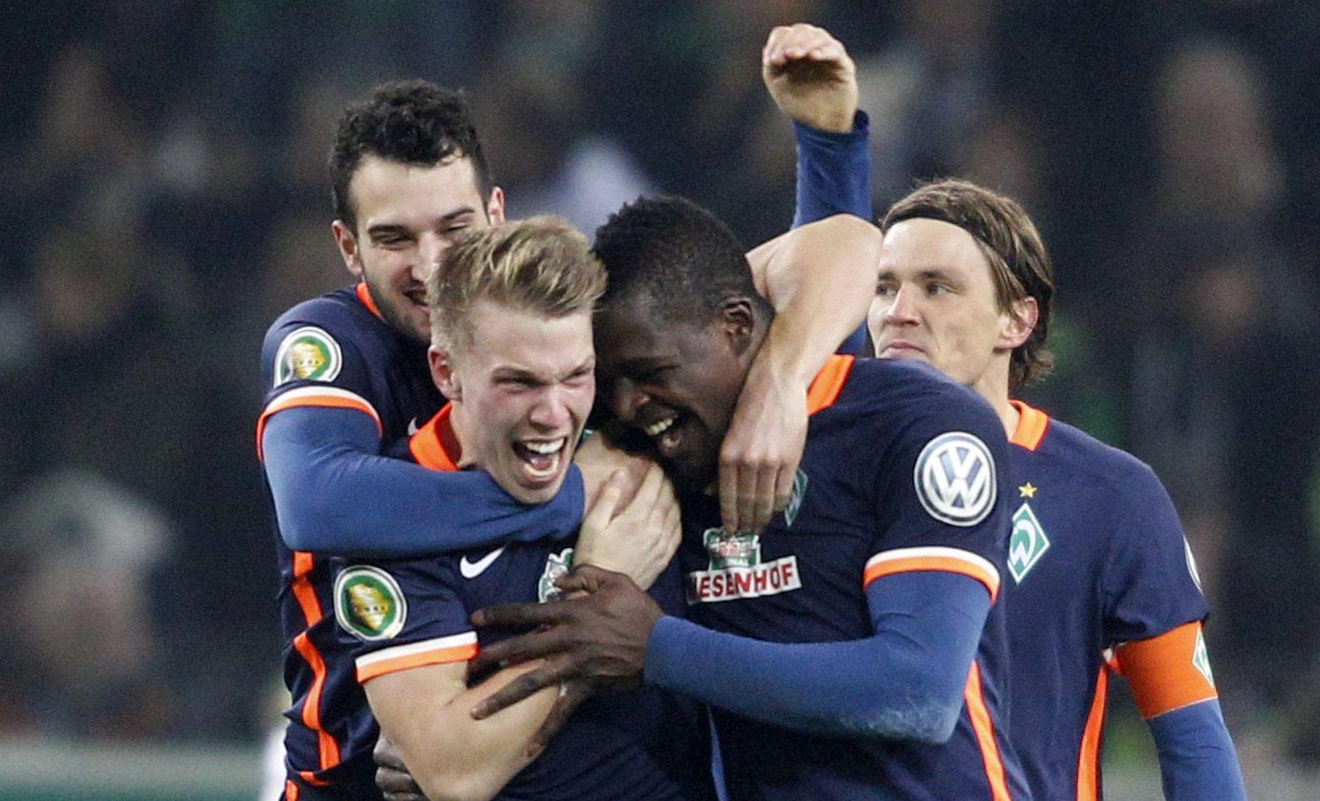PROLAZ U ČETVRTFINALE: Bayern teško protiv Darmstadta, Werderu golijada