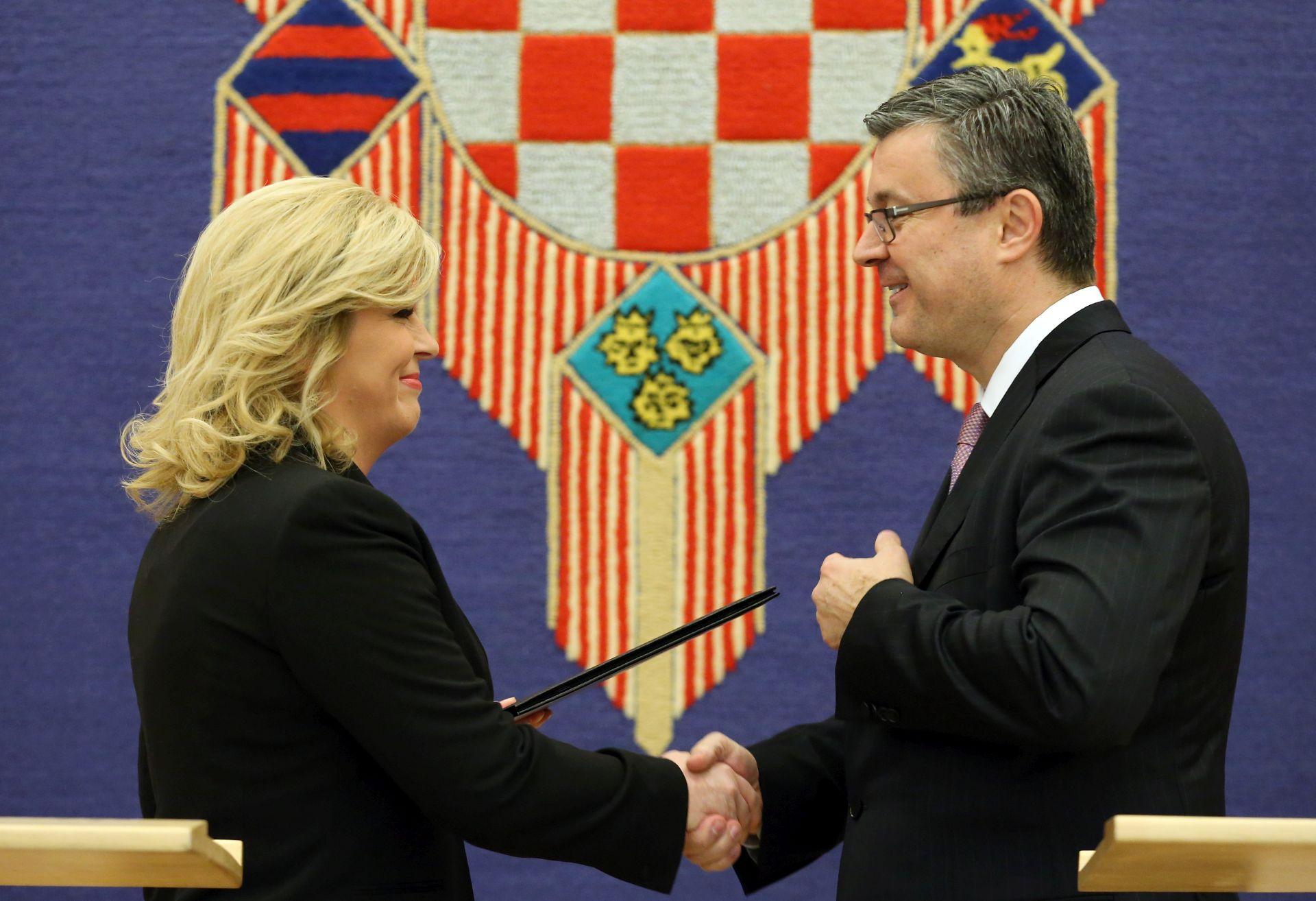 ZADOVOLJNI NOVIM MANDATAROM: Poduzetnici o Tihomiru Oreškoviću