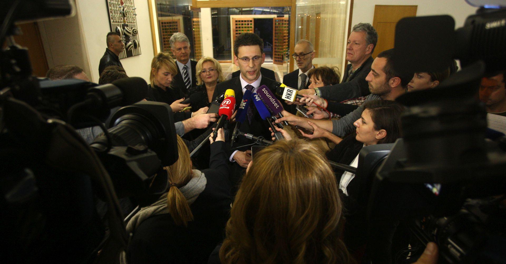 """PETROV: """"Nastavljamo razgovore s Domoljubnom koalicijom i vjerujemo da bismo ih brzo mogli završiti"""""""