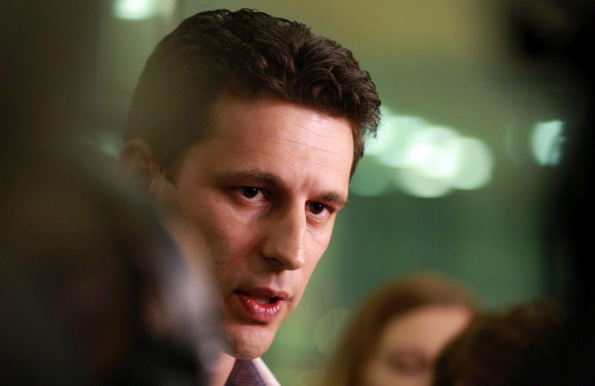 I DALJE ZA REFORMSKU VLADU Petrov: Obje koalicije suglasne oko prijedloga naših reformi