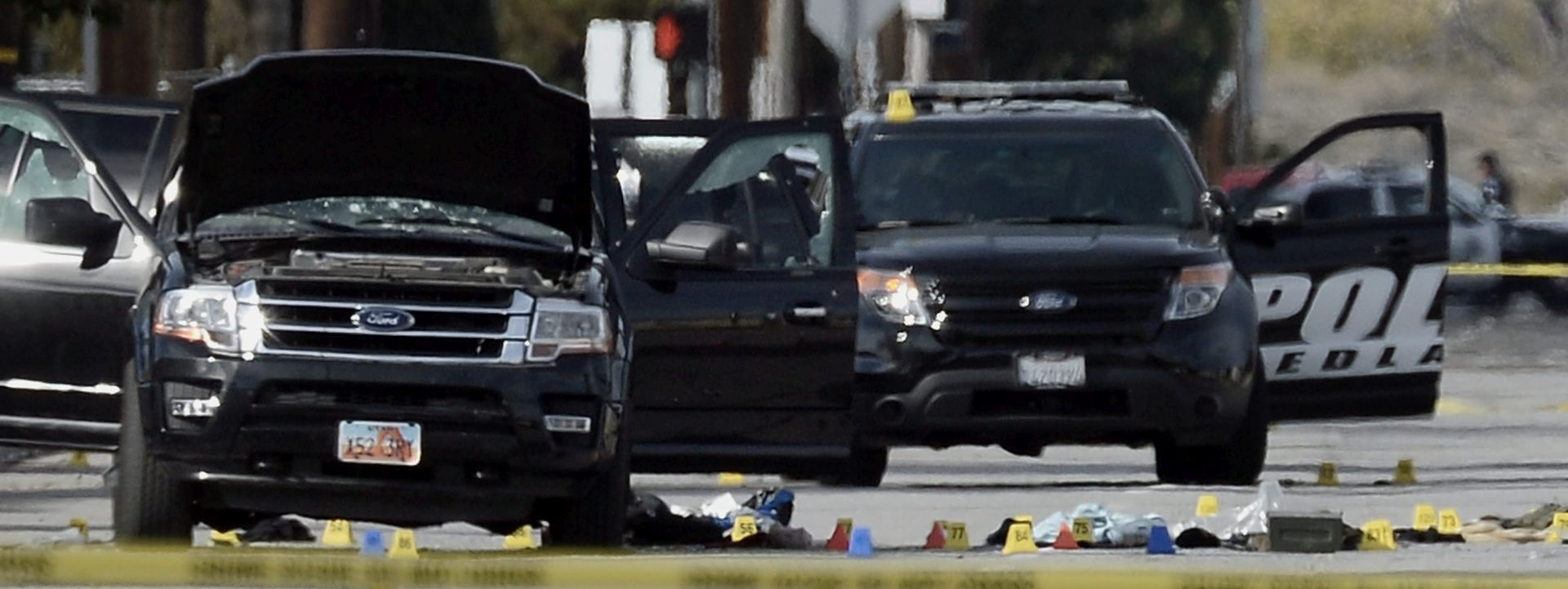 NEPOZNATI MOTIVI: Američke vlasti tragaju za vezama s militantima ubojica u Kaliforniji