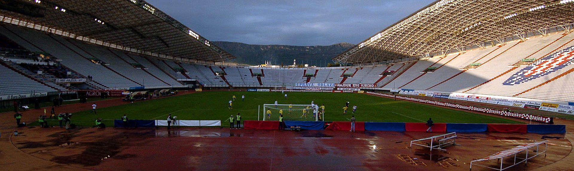 MINISTARSTVO KULTURE: Stadion Poljud proglašen zaštićenim kulturnim dobrom