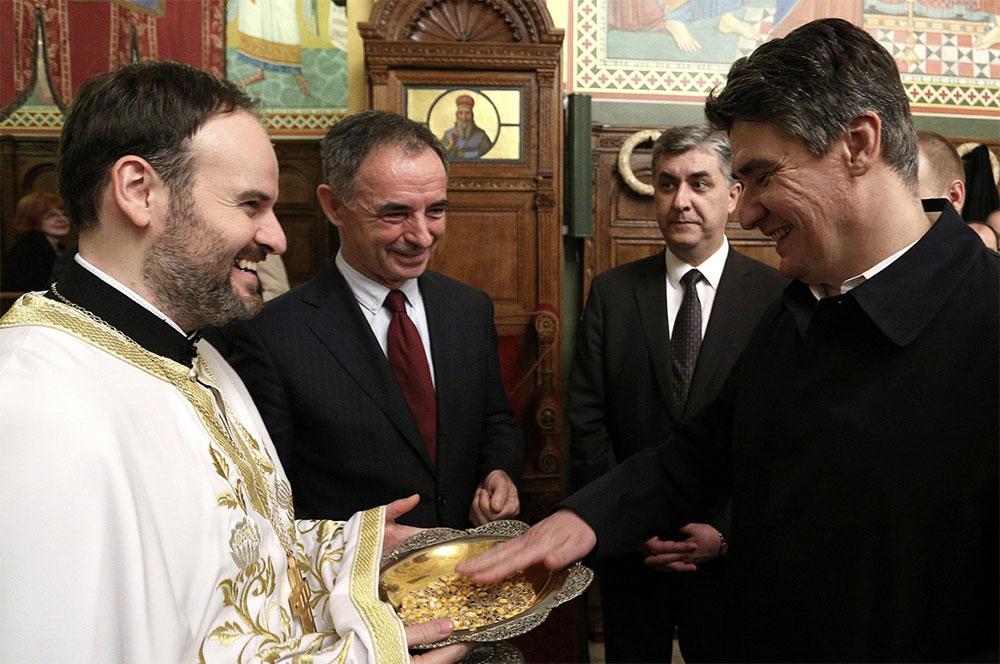 NOVA PODVALA DESNICE: 'SDP kupio SDSS za 15 mil. eura'