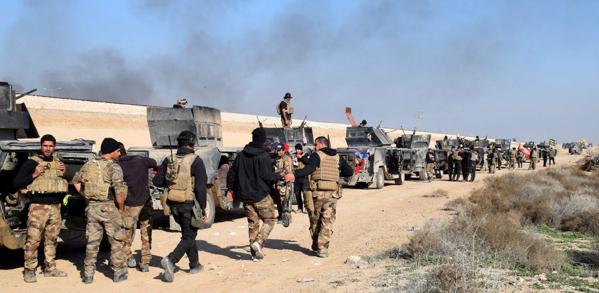 U nekoliko samoubilačkih napada na sjeveru Iraka najmanje 16 mrtvih