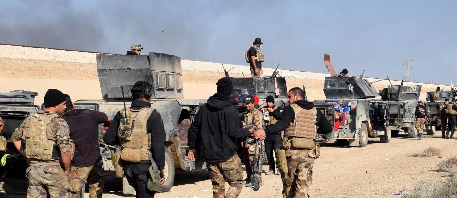 VELIKA POBJEDA: Iračka vojska oslobodila Ramadi