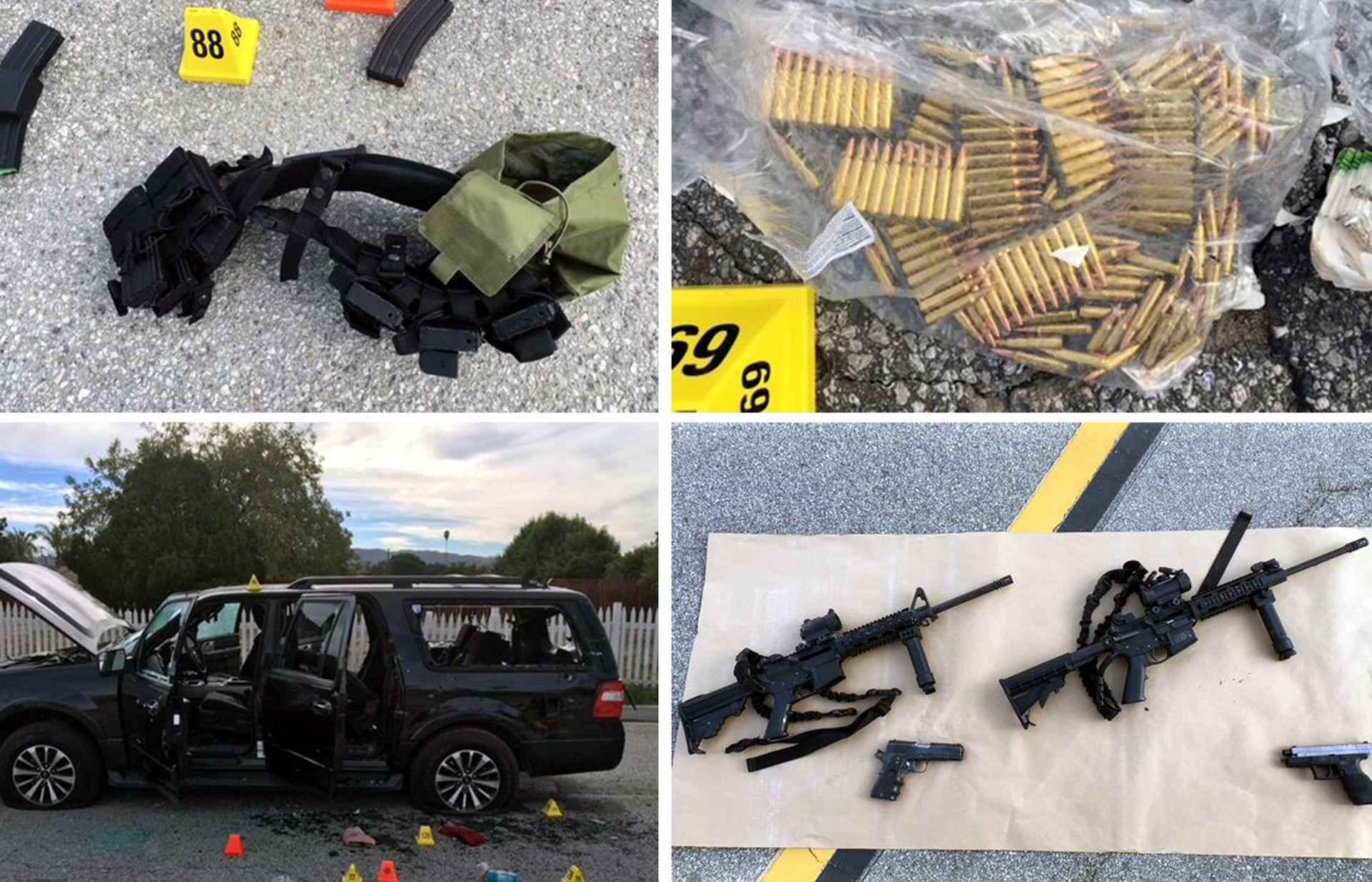 FBI: Napadači iz San Bernardina vježbali gađanje, bili radikalizirani dulje vrijeme