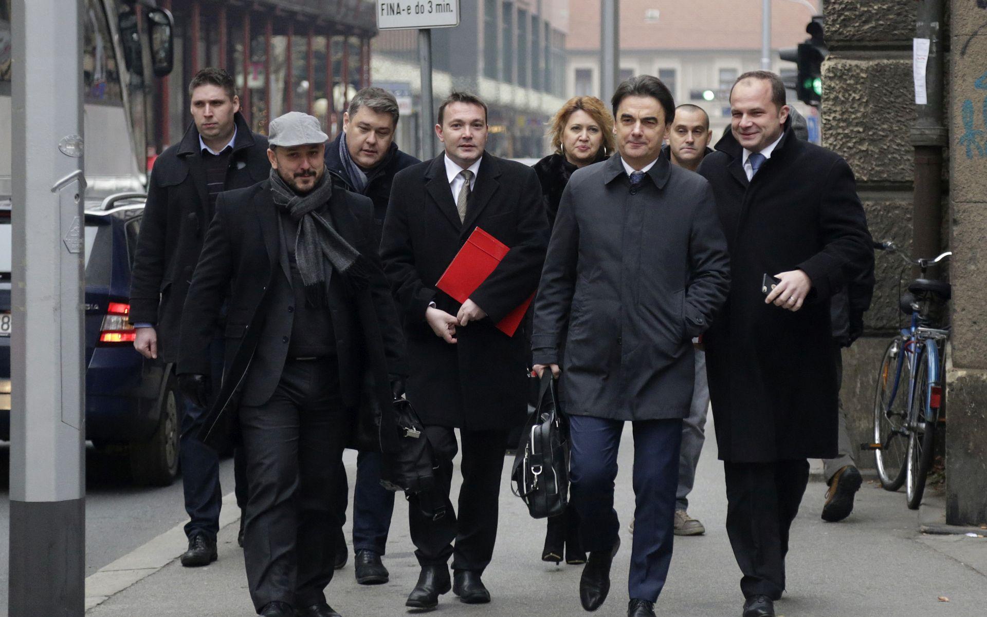O PROVOĐENJU REFORMI: U Mostu u 14,30 sati nastavak razgovora stručnih timova HDZ-ovih i SDP-ovih koalicija