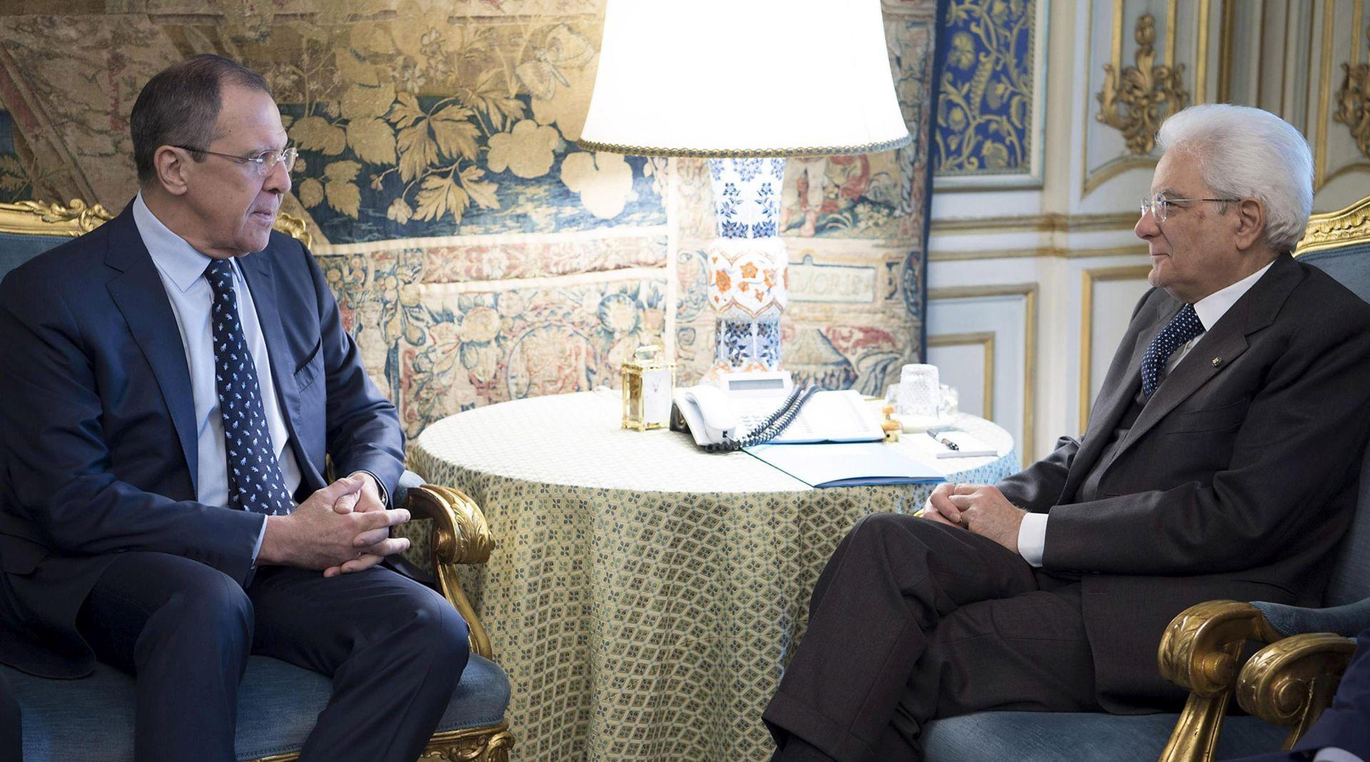UNATOČ UKRAJINSKOJ KRIZI: Italija želi mogućnost dijaloga s Moskvom