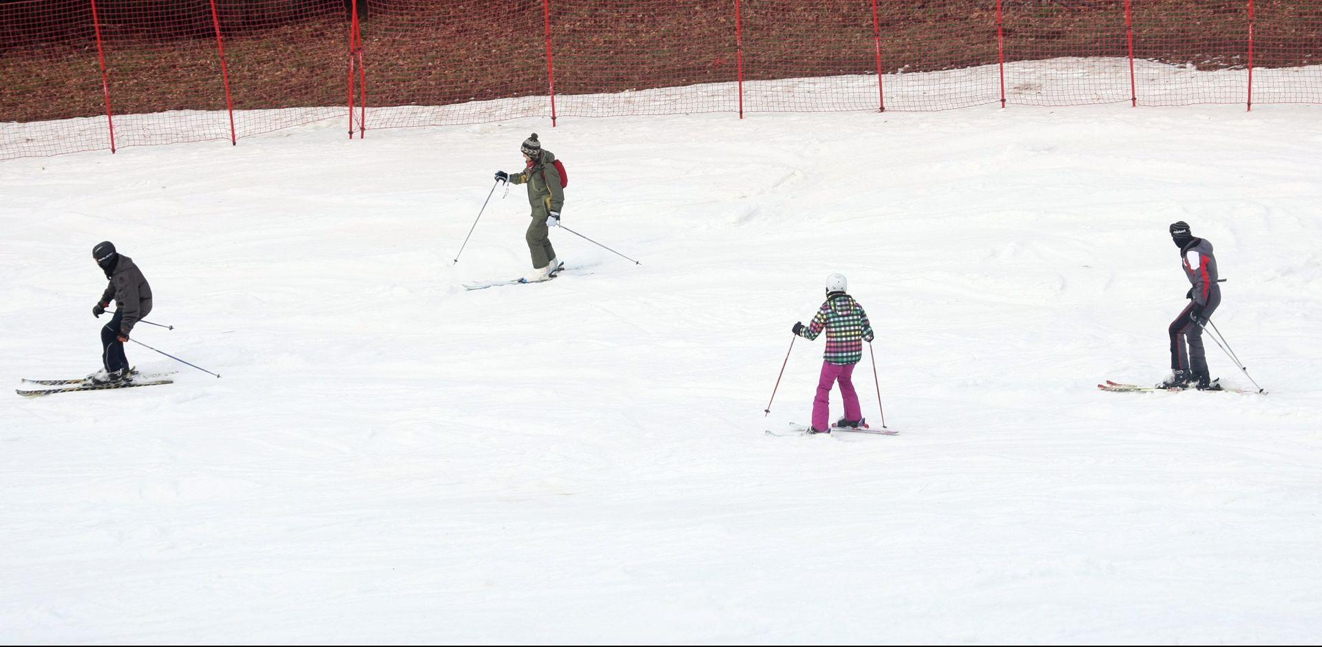 Garmisch Partenkirchen: Otkazan veleslalom za skijaše