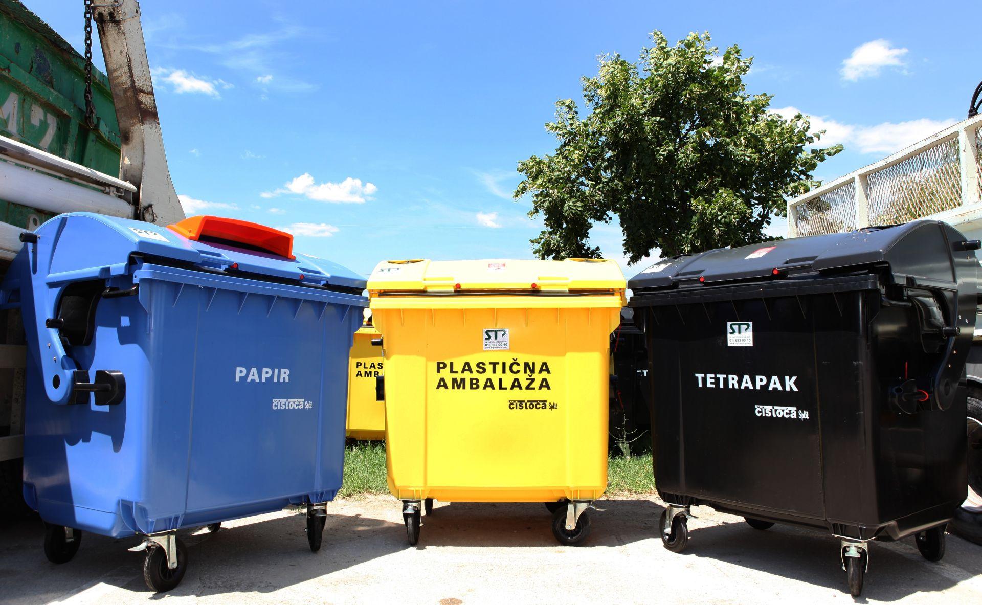 """OKRUGLI STOL: Odvojeno prikupljanje otpada """"od vrata do vrata"""" je najefikasniji sustav"""