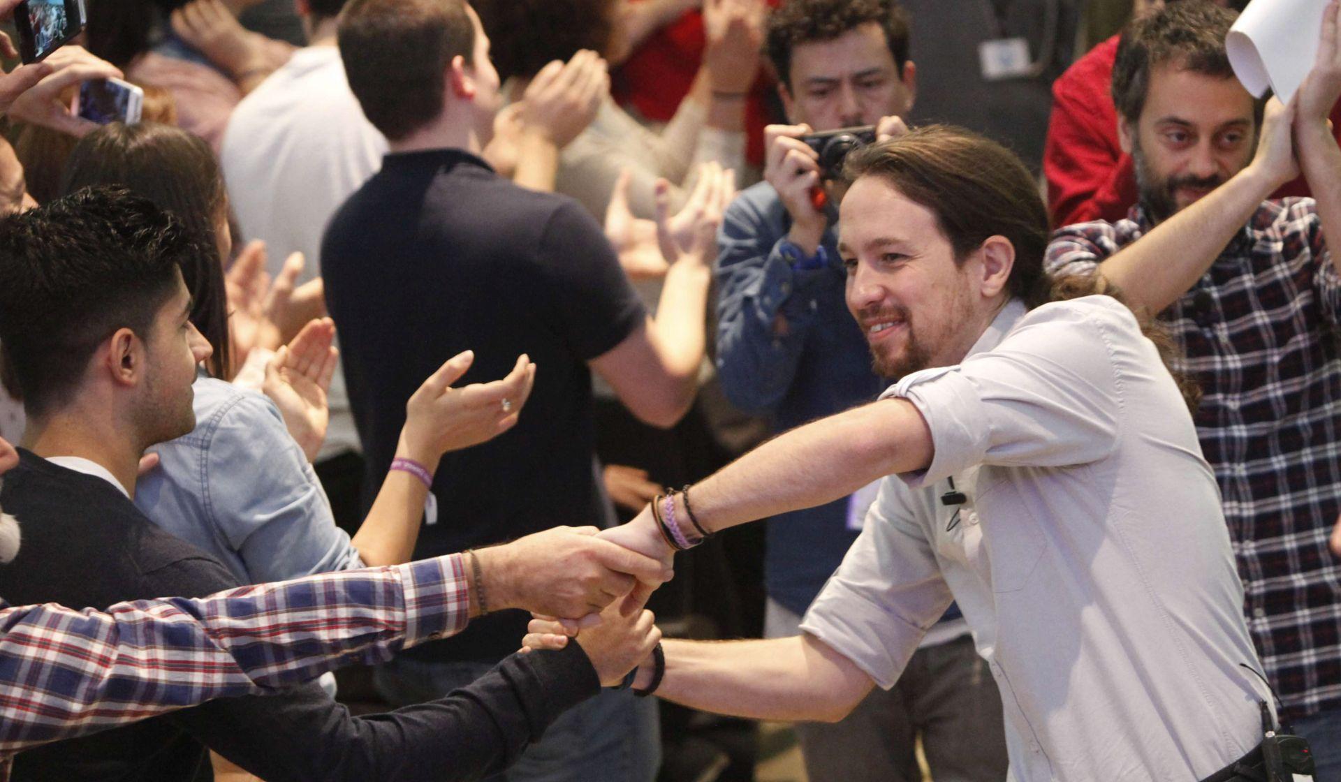NEZAPOSLENOST: Radikalizirani mladi Španjolci uvjereni u promjene