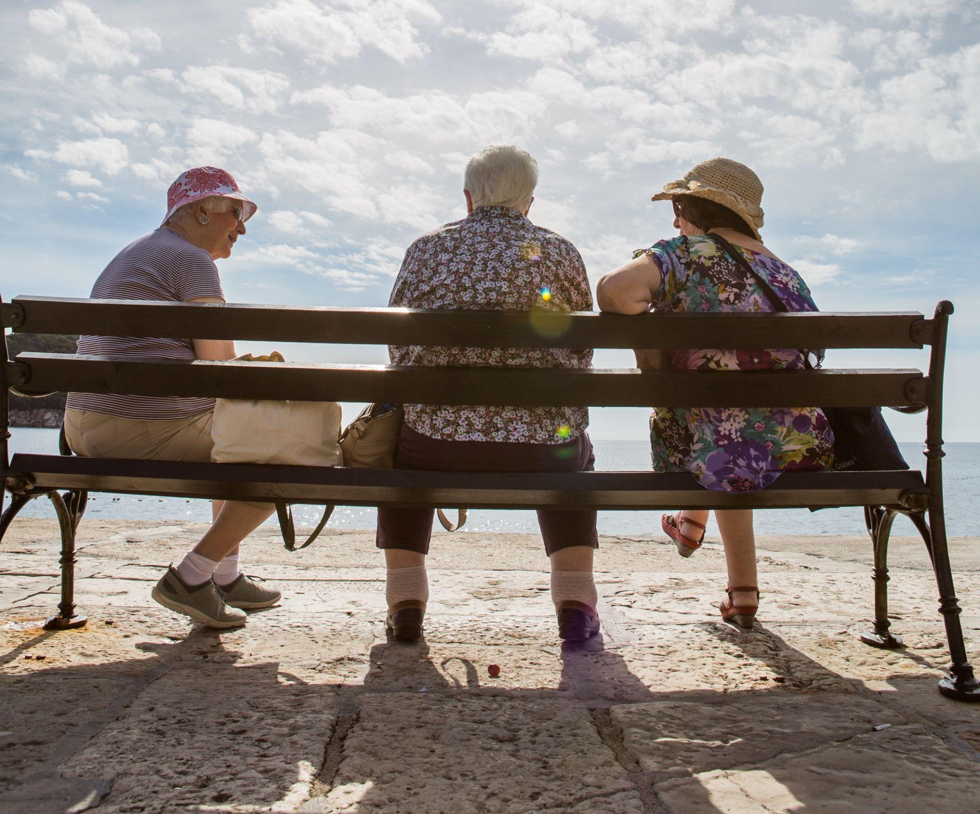 MANJAK DOMOVA: U Hrvatskoj obiteljska skrb za starije daleko iznad prosjeka zemalja EU-a