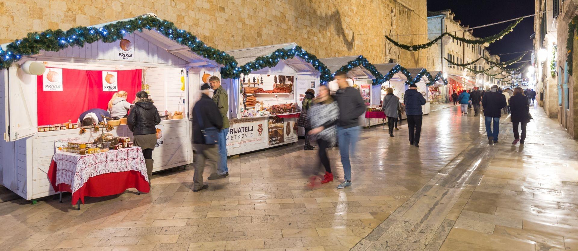 VIDEO: Božićni sajmovi u europskim metroplama