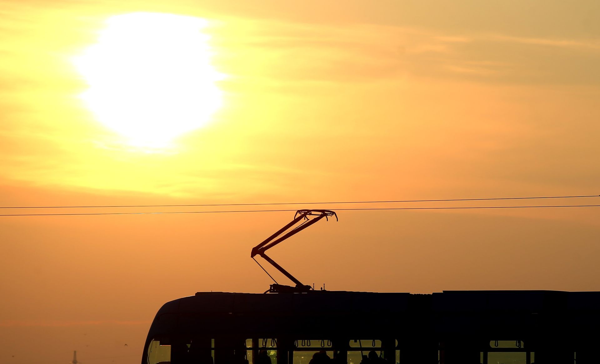 DHMZ: Na Jadranu sunčano, u sjevernom dijelu umjerena naoblaka