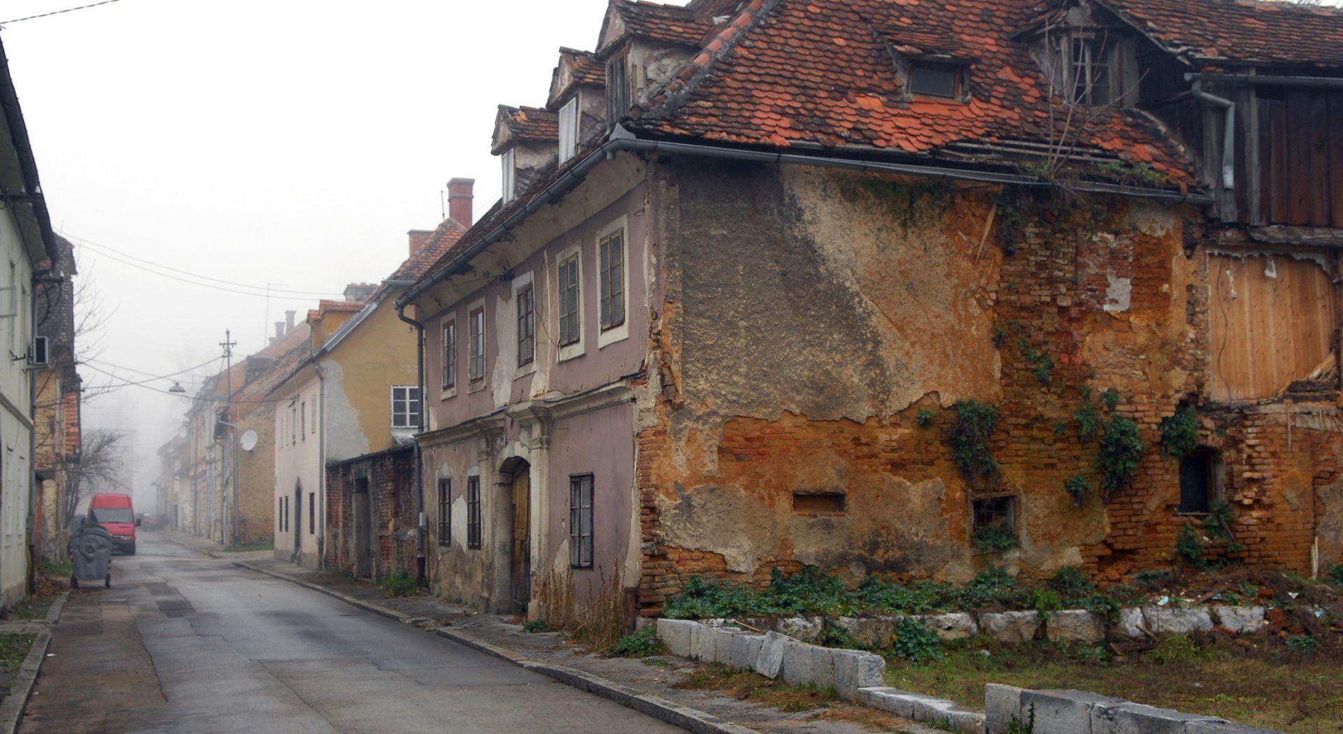"""PROJEKT REVITALIZACIJE: """"Urbanistička početnica"""" u karlovačkoj povijesnoj jezgri Zvijezda"""