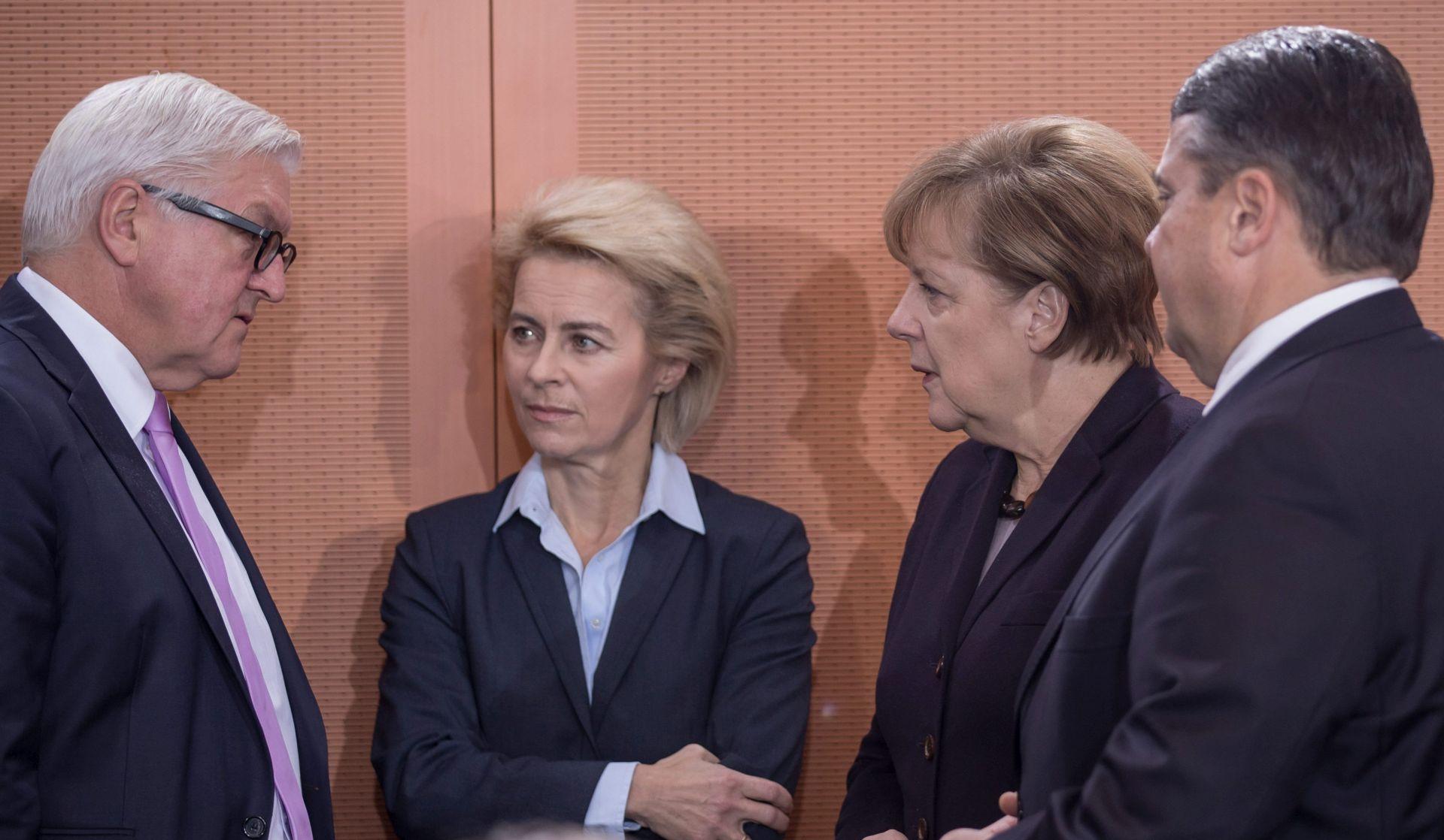 SUDJELUJE 1200 VOJNIKA: Bundestag raspravljao o misiji protiv IS-a