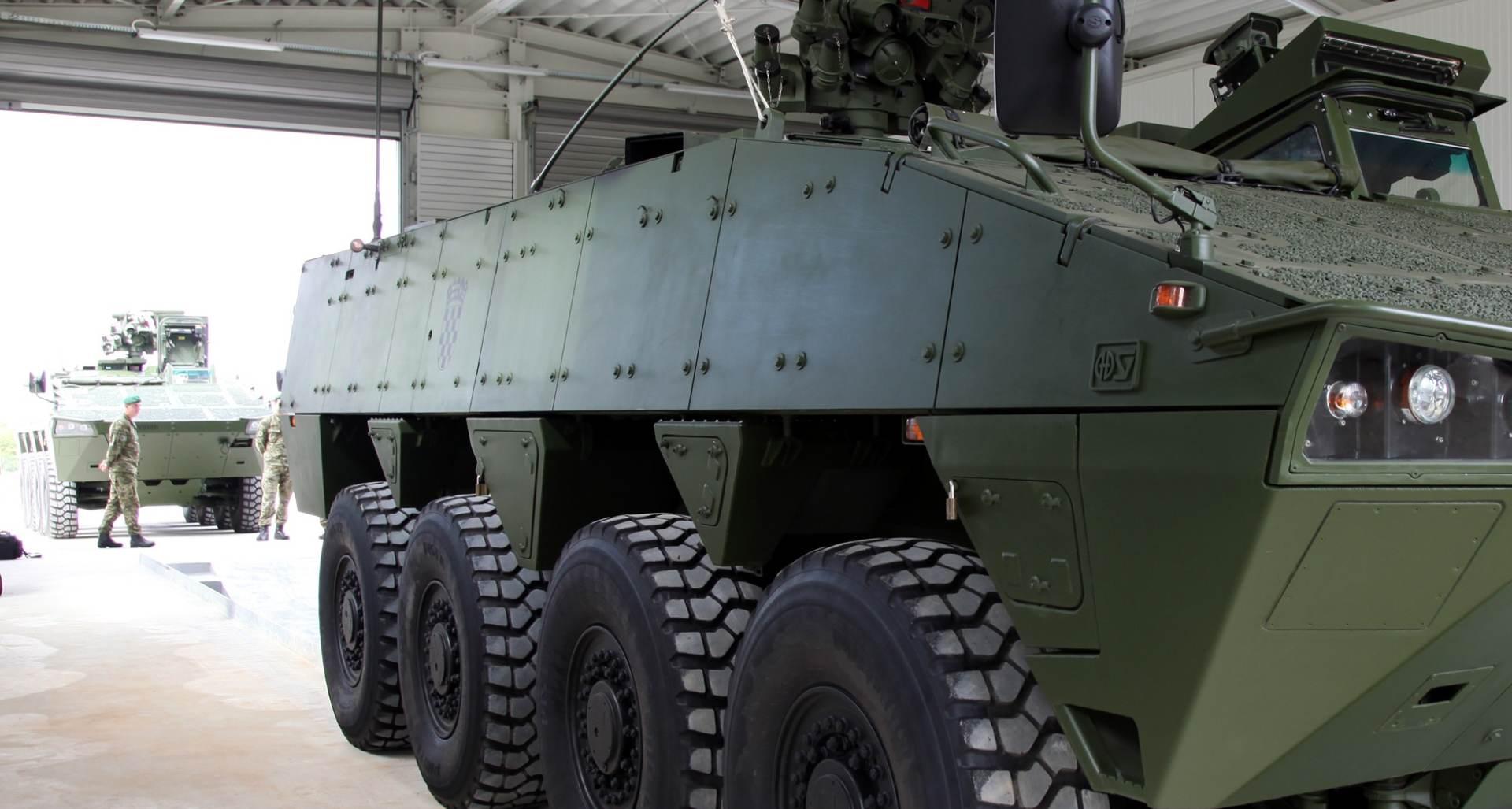"""HV U LITVI 23 vozila na granici s Rusijom """"ojačava prednju prisutnost"""""""