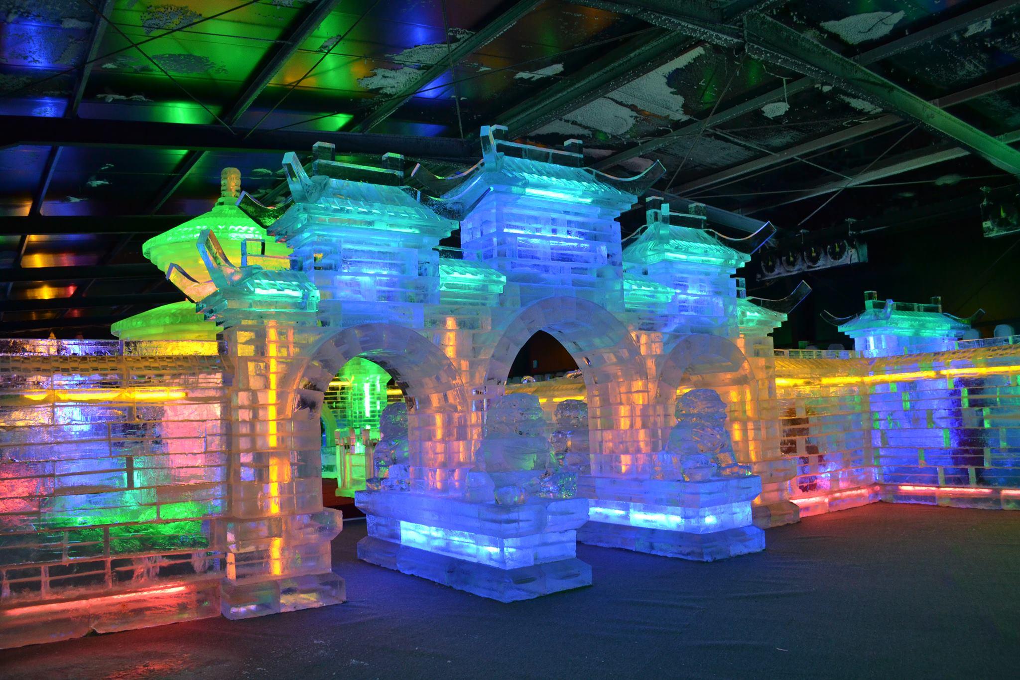 VIDEO: Pogledajmo Ice festival u kineskom gradu Harbinu