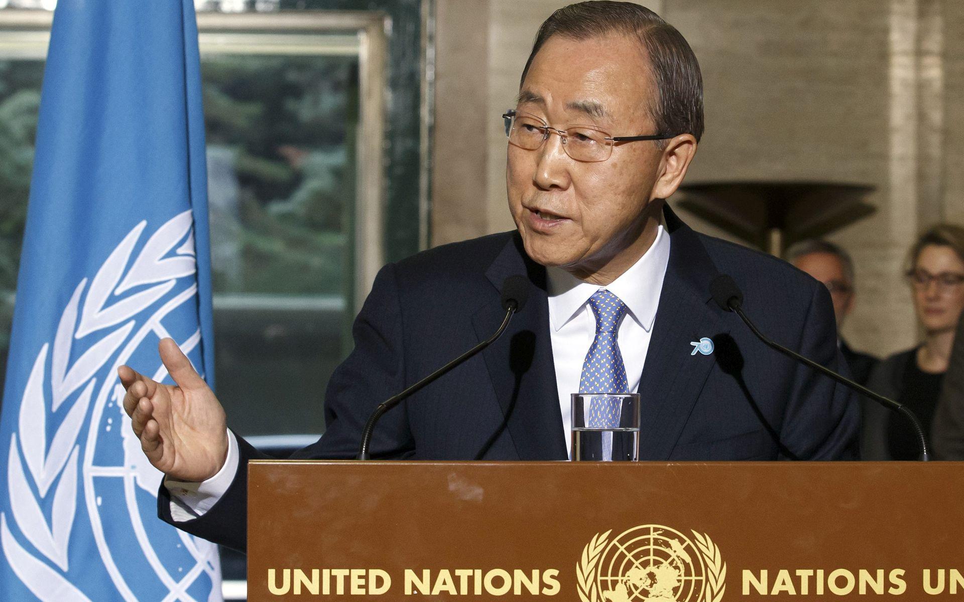 POZIVA NA MIR: Ban Ki-moon zgrožen pogubljenjima u Saudijskoj Arabiji