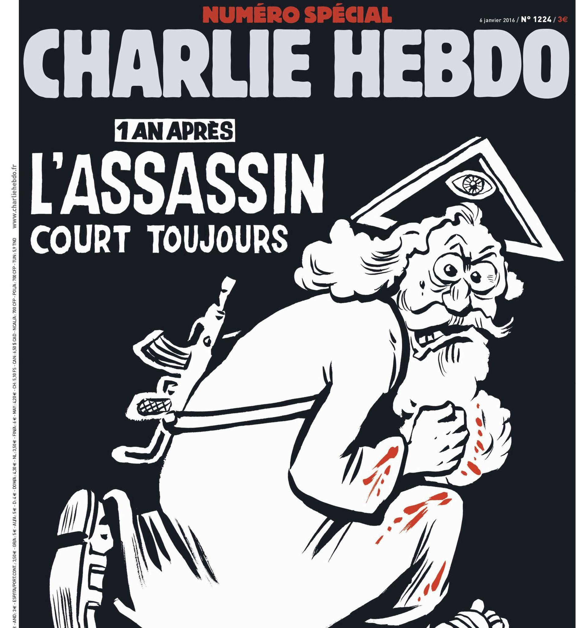Francuska: Razgrabljeno posebno izdanje Charlieja Hebdoa