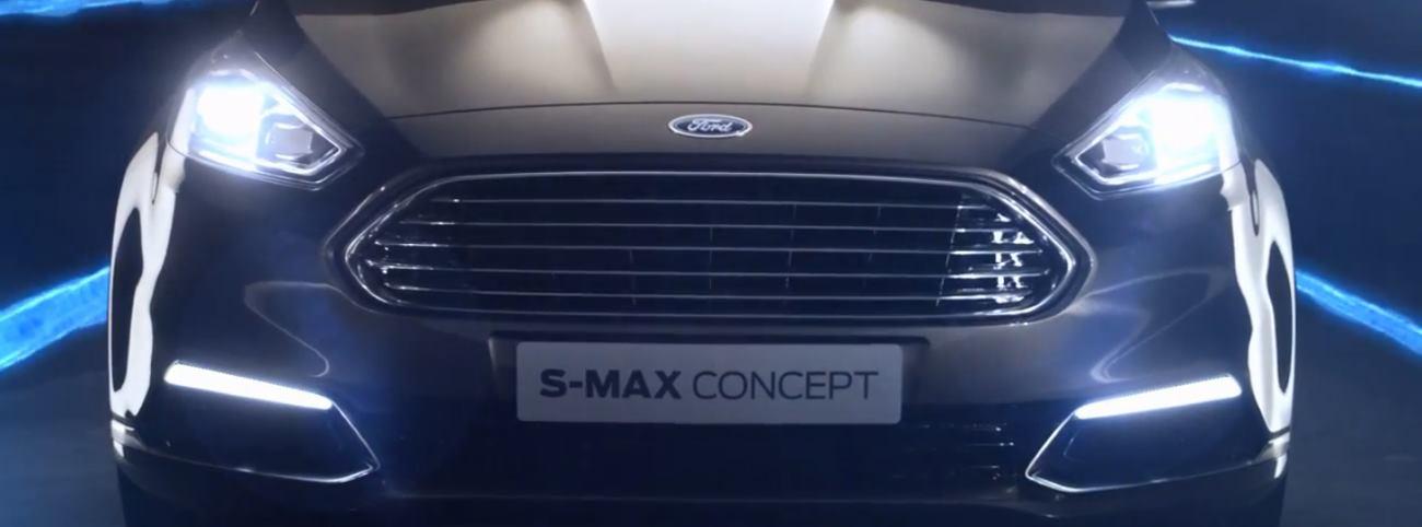 VIDEO: Novi Ford S-MAX kao riješenje za obiteljske probleme