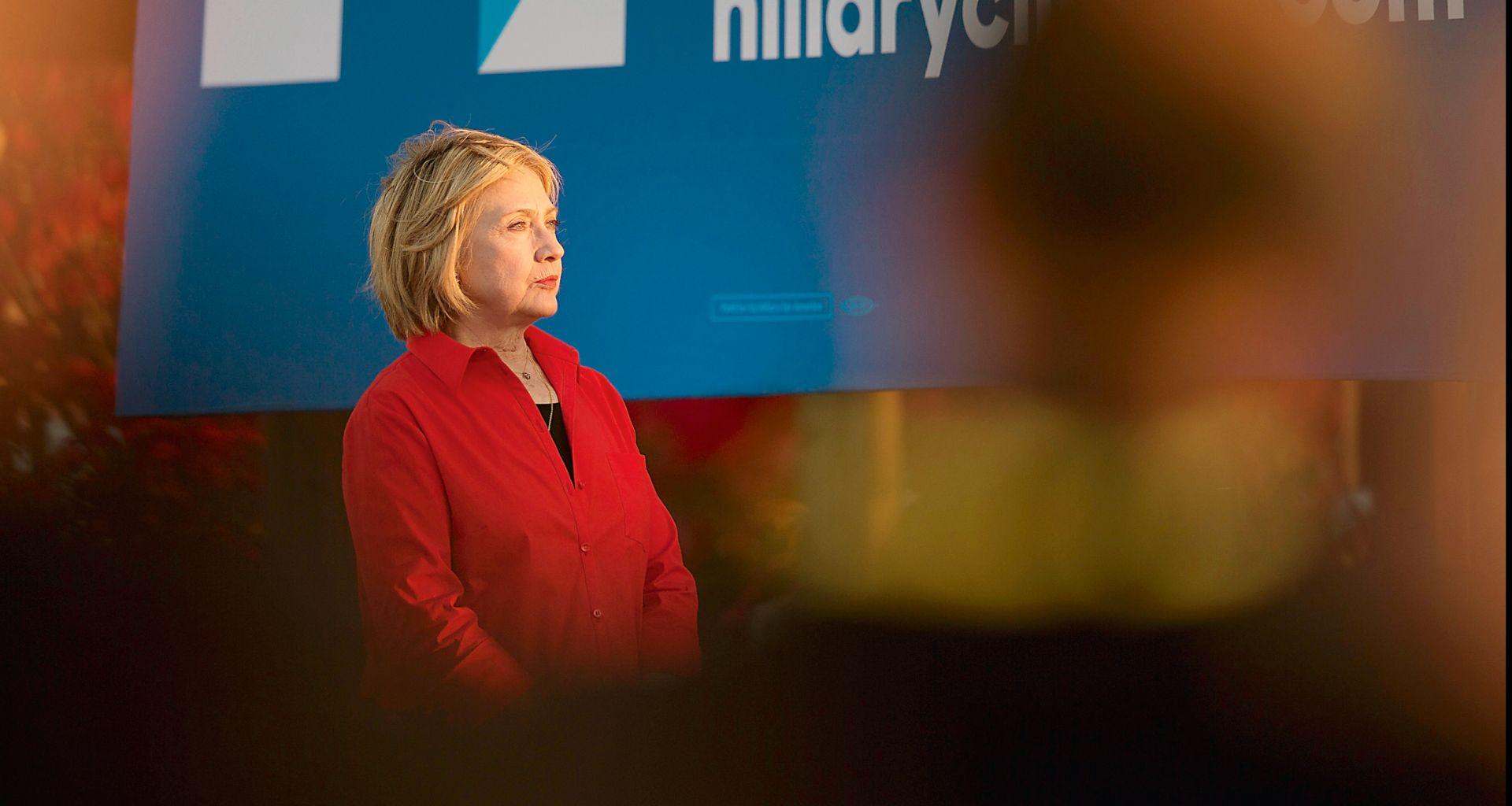 Burna prošlost Billa Clintona izgleda dolazi na naplatu Hillary Clinton