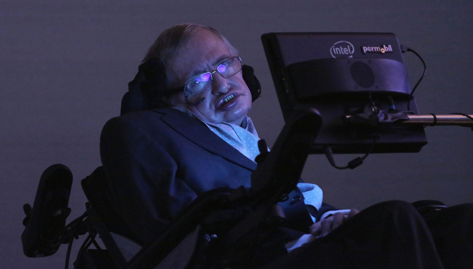 UPOZORENJE SLAVNOG FIZIČARA Stephen Hawking: Opstanak čovječanstva je u opasnosti
