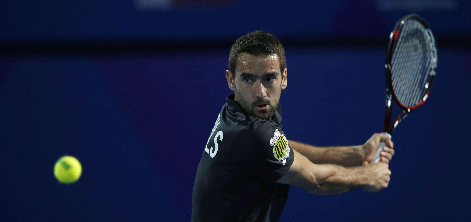 ATP BRISBANE Čilić ostao bez polufinala, svladao ga Thiem