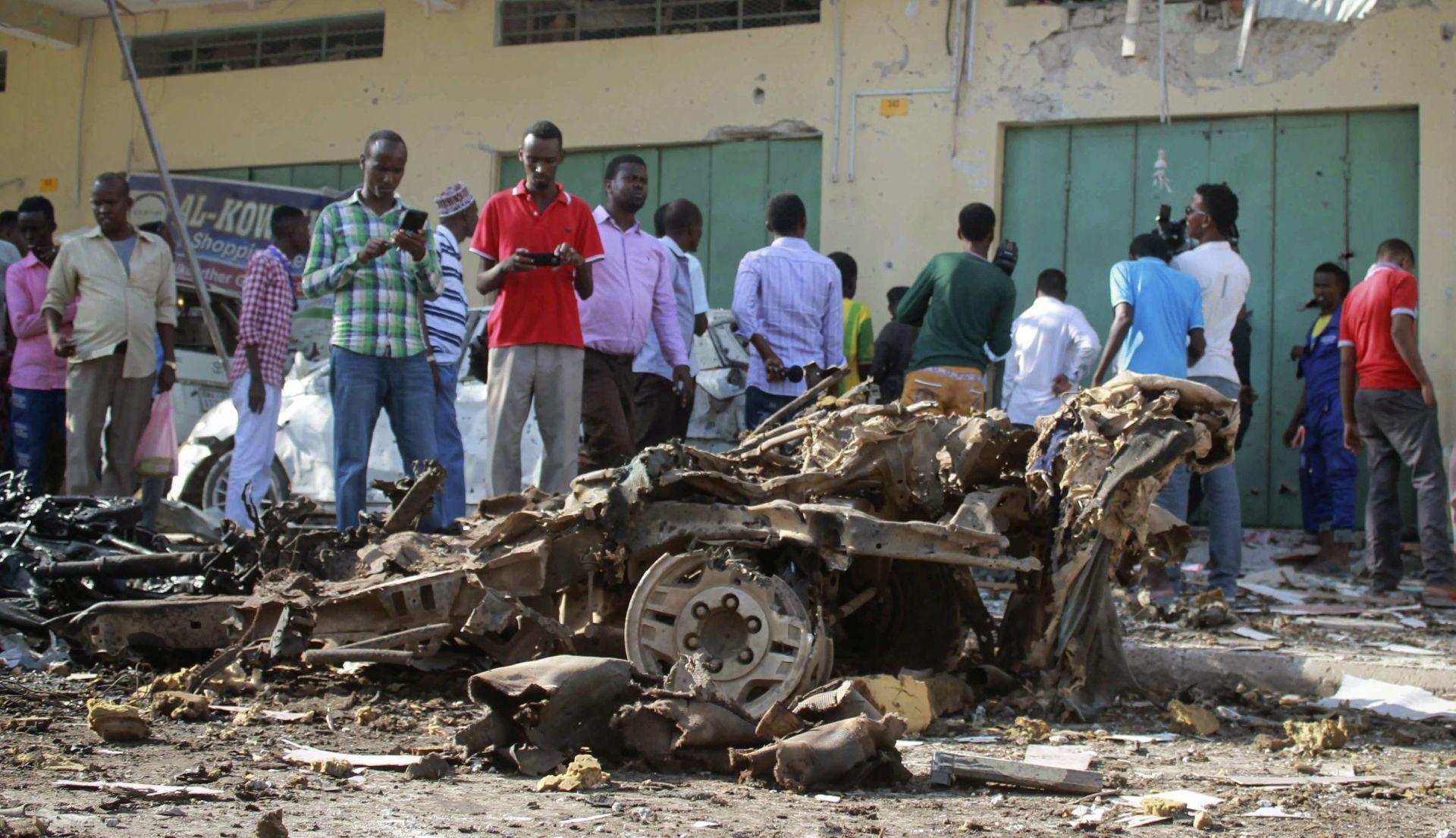 SOMALIJA Militanti al-Sababa napali bazu Afričke unije, tvrde da su ubili 60 kenijskih vojnika