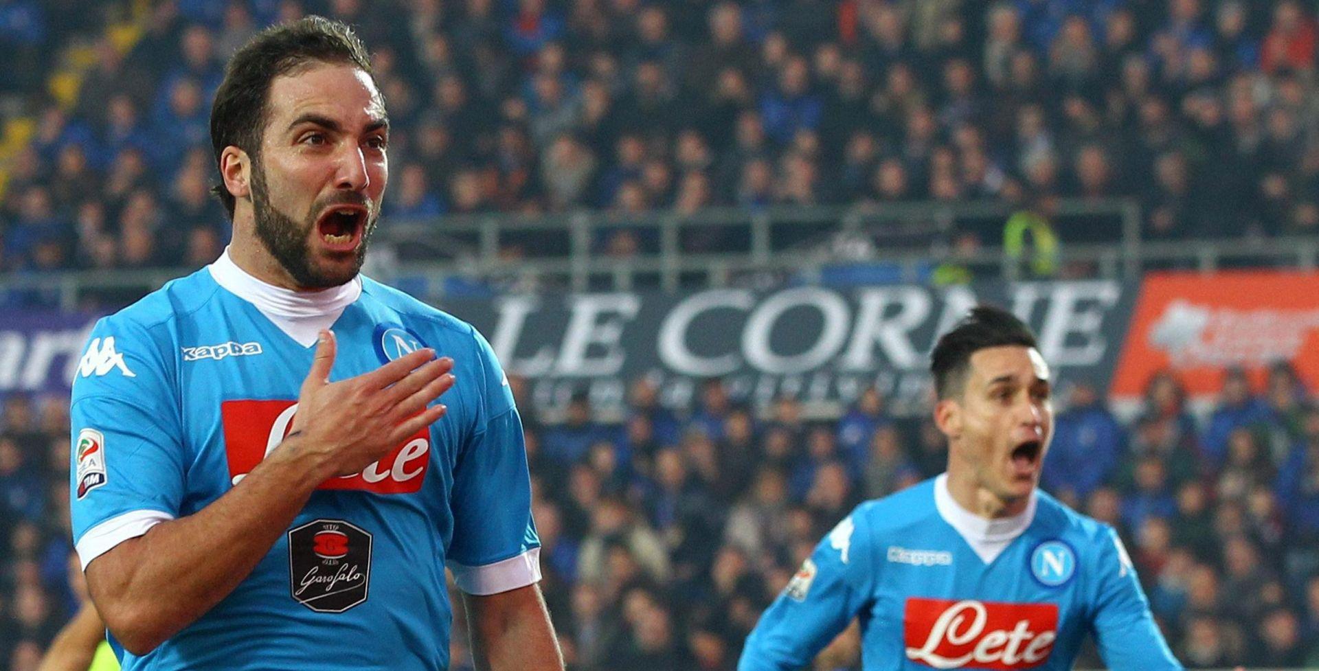 SERIE A Napoli pobjedom nad sassuolom poveća prednost na vrhu ljestvice