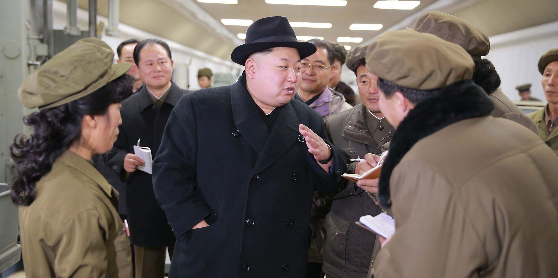 Nuklearni pokusi, čistke u četiri godine vladavine Kim Jong Una