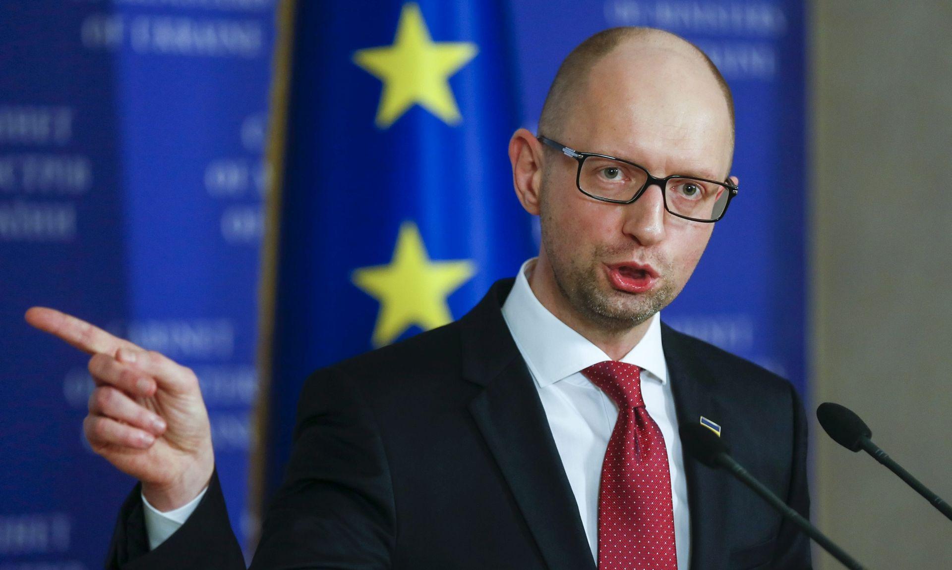 Jacenjuk: Pobjedit ćemo kada budemo neovisni o ruskom plinu