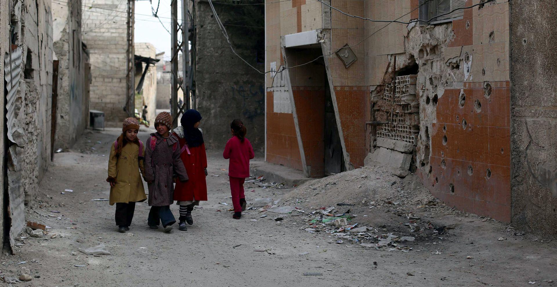 UNICEF Djeca u zaraćenim zonama ostaju bez mogućnosti obrazovanja