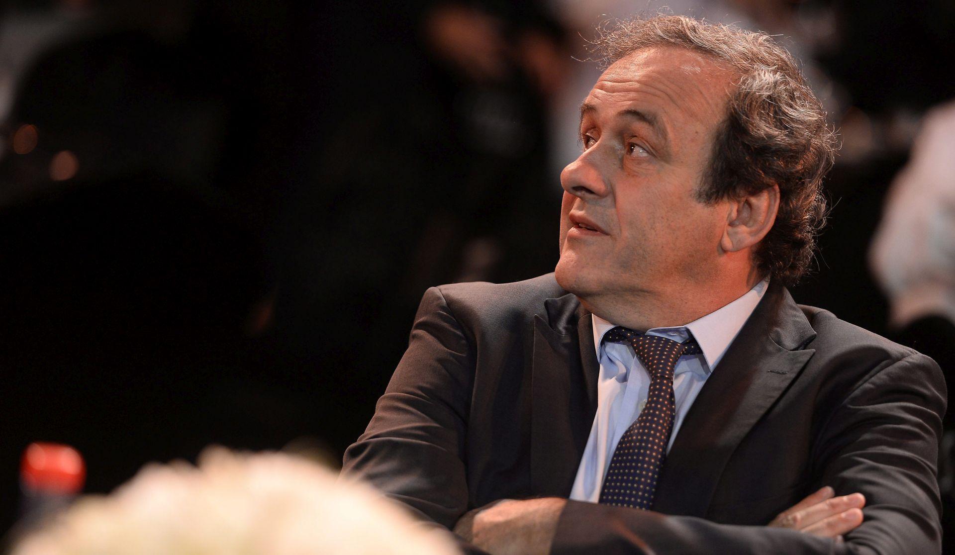 UEFA ODLUČILA Nema predsjedničkih izbora do zaključenja Platinijeve žalbe