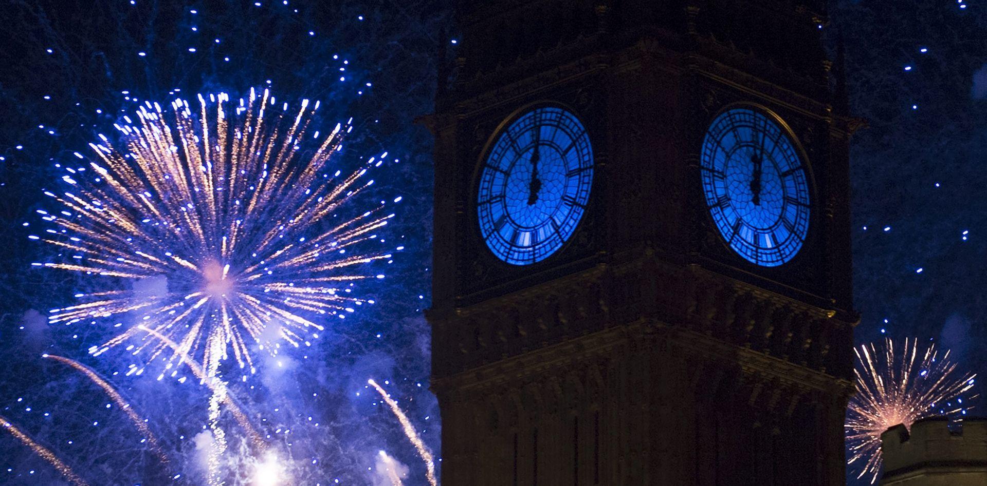VIDEO: Nova godina u svijetu počela uz jake mjere sigurnosti