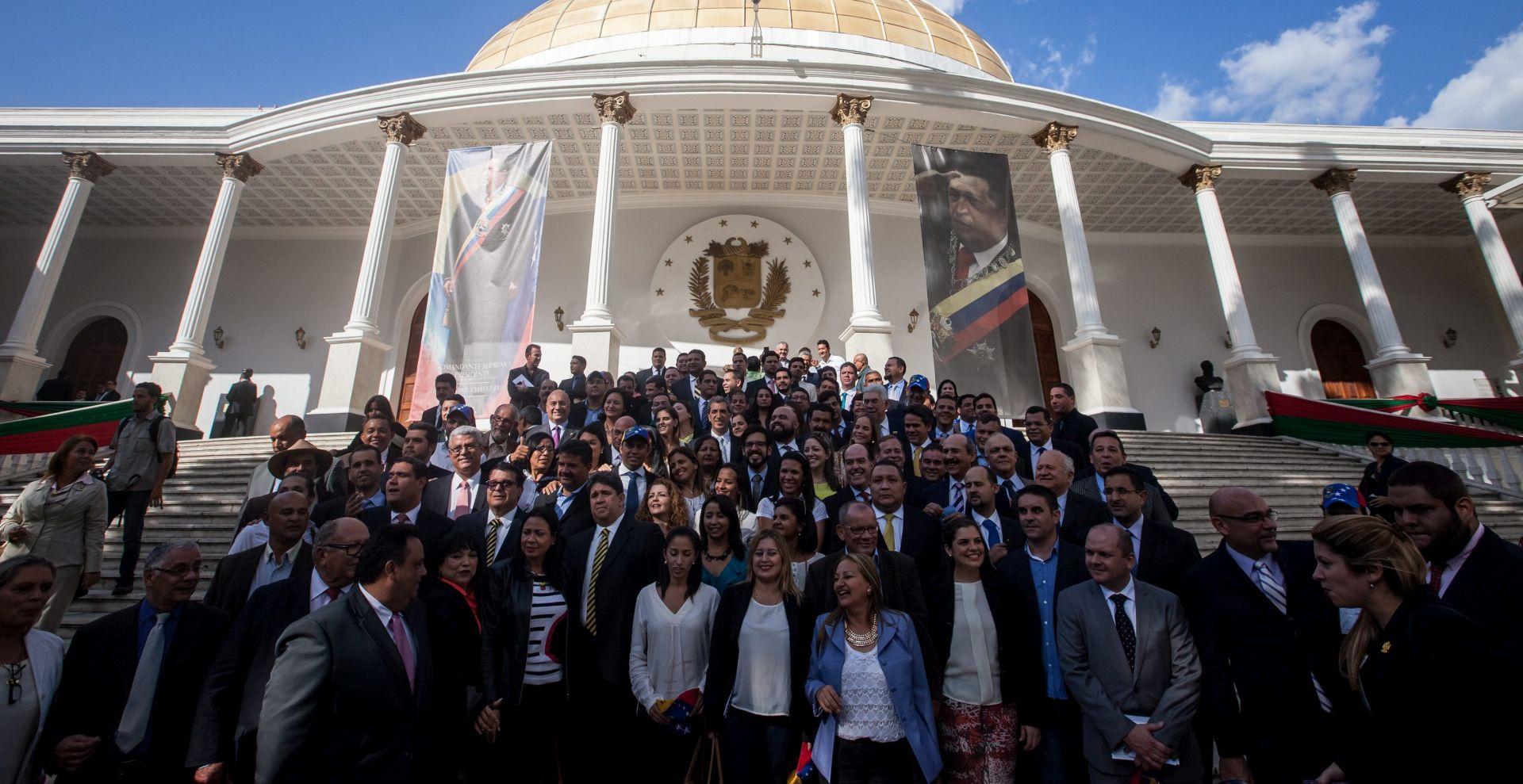 VENEZUELANSKI VRHOVNI SUD Sve odluke parlamenta su ništetne