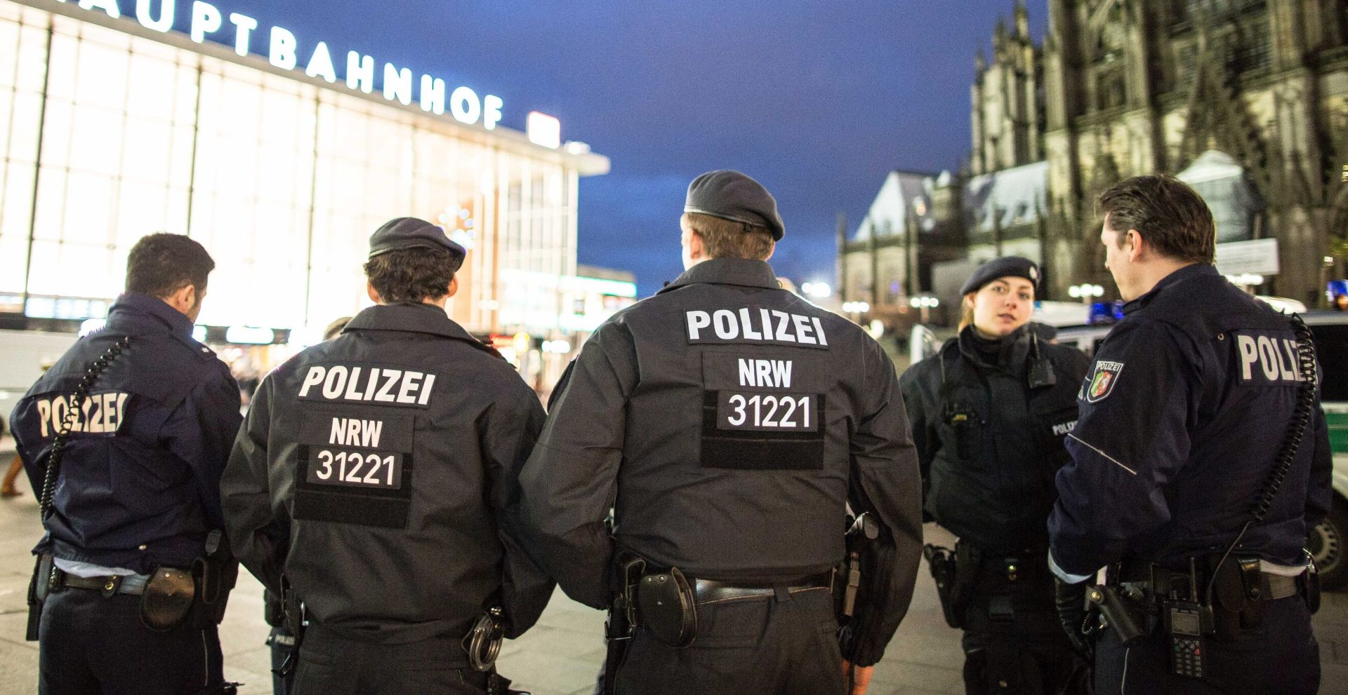 Njemačka savezna policija: Identificirana 31 počinitelj, većina su izbjeglice, među njima i jedan Srbin