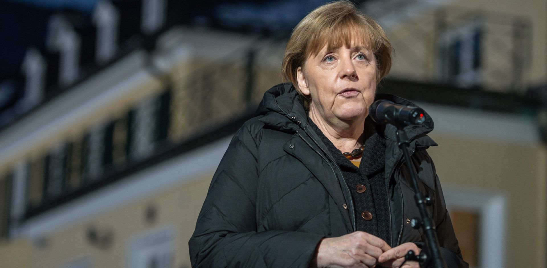 Angela Merkel želi ograničiti dolazak izbjeglica, ali i držati granice EU otvorenima