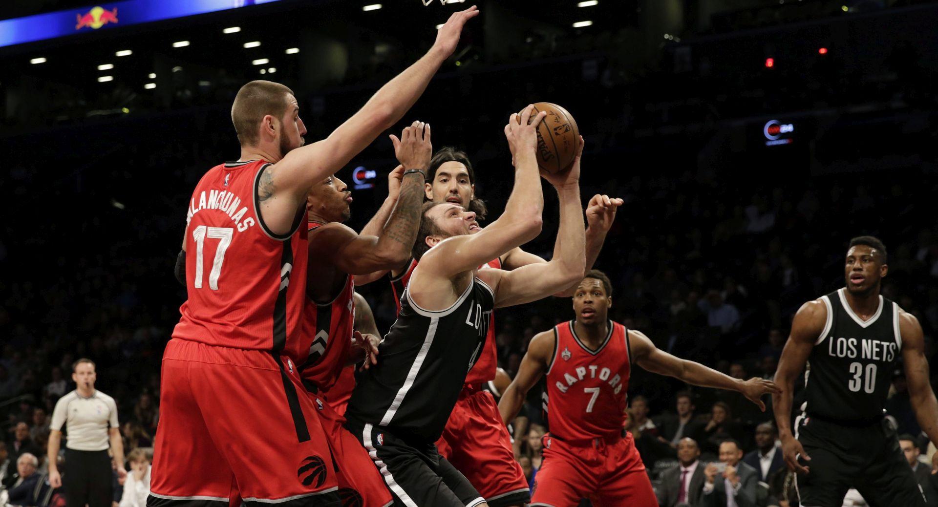 NBA: SVA TROJICA HRVATA PORAŽENI Hezonja zabio 9, a Bogdanović 7 koševa