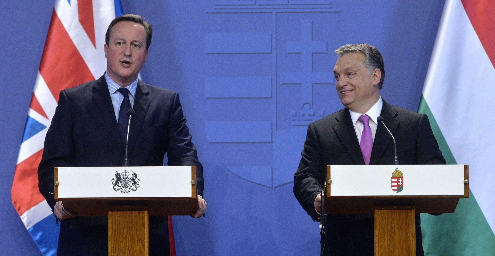 Orban: Moguć dogovor Britanije i V4 oko socijalnih davanja za migrante iz EU-a
