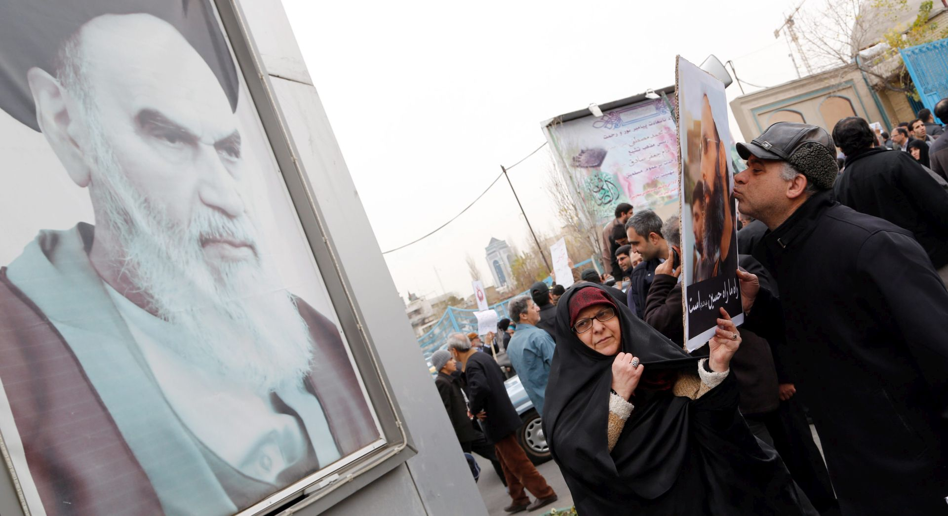 IRANSKI DUŽNOSNIK Nuklearni sporazum stupa na snagu u nedjelju