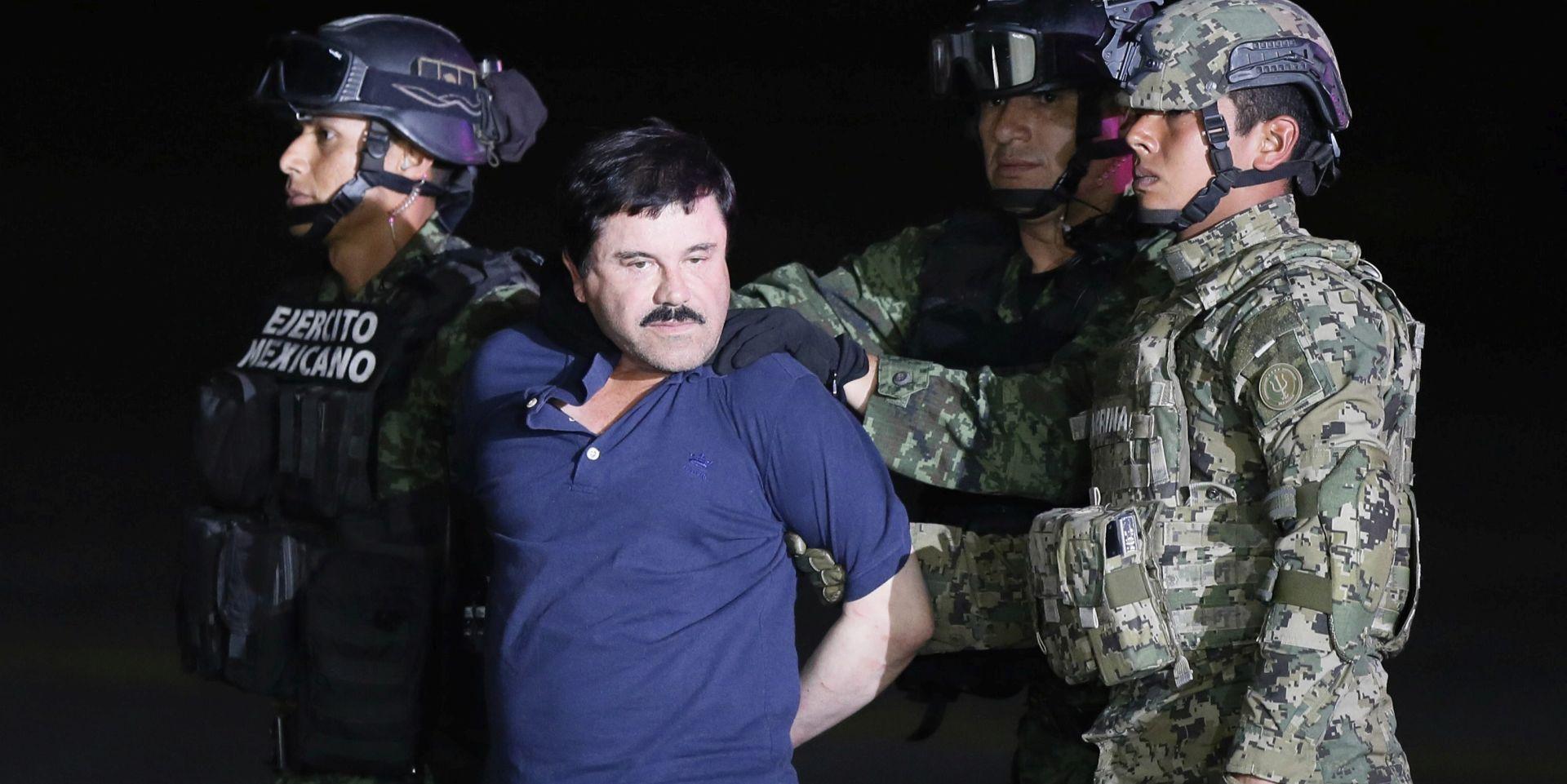 """Meksičko pravosuđe: Za izručenje """"El Chapa"""" SAD-u najmanje godina dana"""