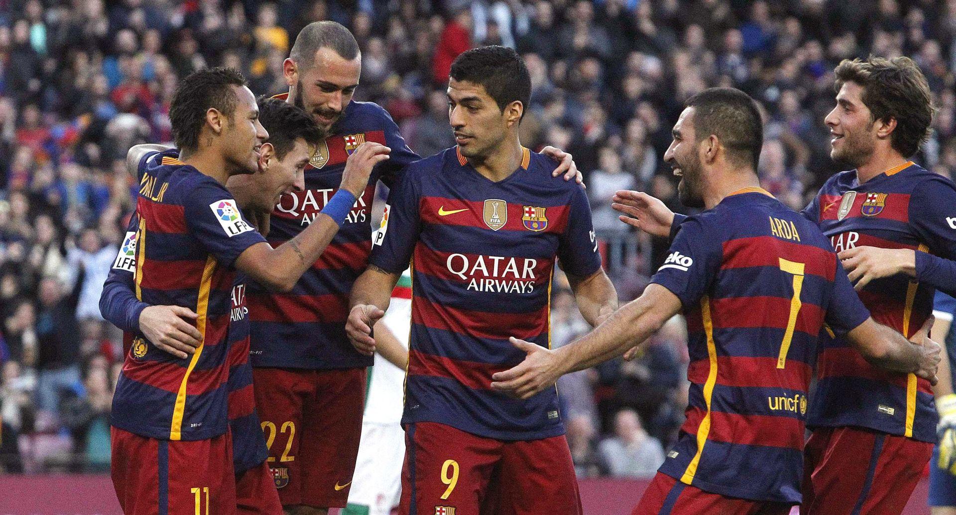 KUP KRALJA U četvrtfinalu repriza prošlogodišnjeg finala: Barcelona – Athletic