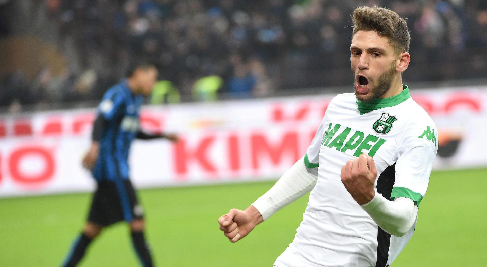 SERIE A Inter izgubio od Sassuoloa penalom u sudačkoj nadoknadi, Napoli preuzeo vrh