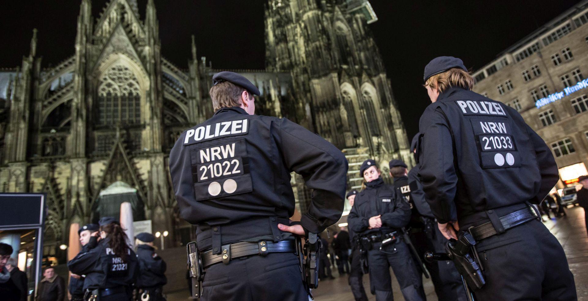 Policija u Kölnu odbacuje optužbe zbog rasizma
