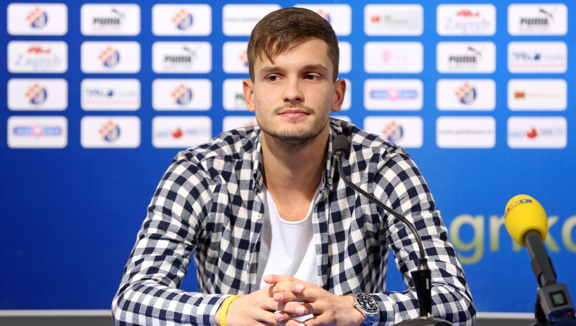 Dinamo predstavio Stojanovića i počeo s pripremama