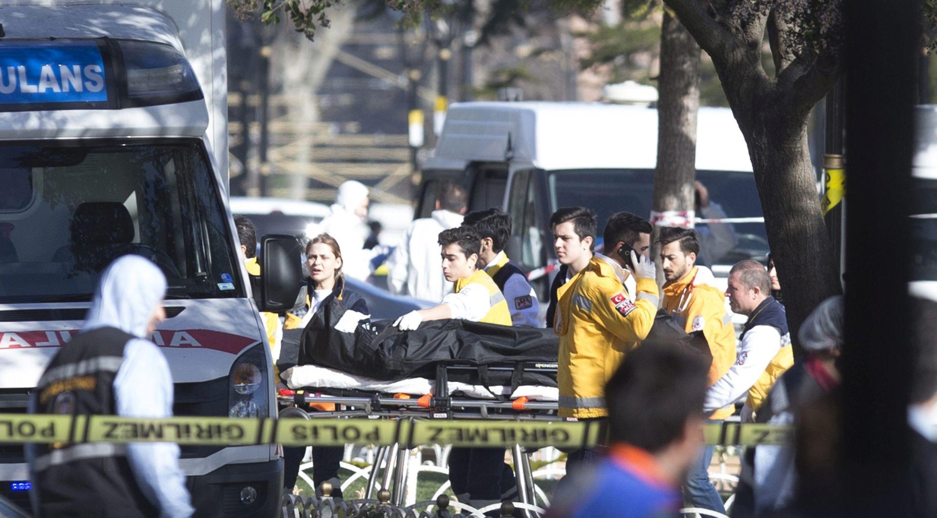 TERORISTIČKI NAPAD NA ISTANBUL Bombaš samoubojica u zemlju ušao kao migrant, više od 60 uhićenih diljem Turske