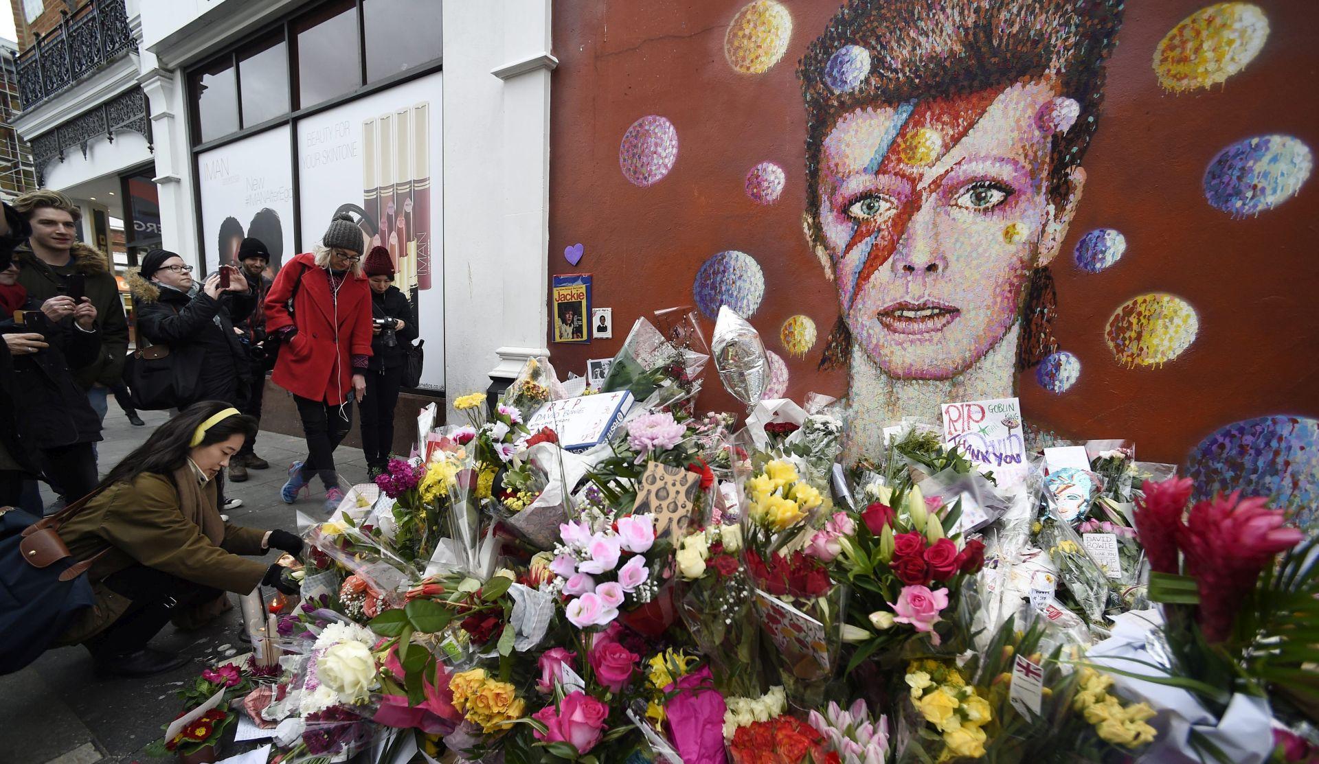 CARNEGIE HALL 31. ožujka memorijalni koncert za Davida Bowiea